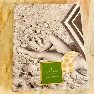 NWT! KATE SPADE ♠️ Spiral notebook!